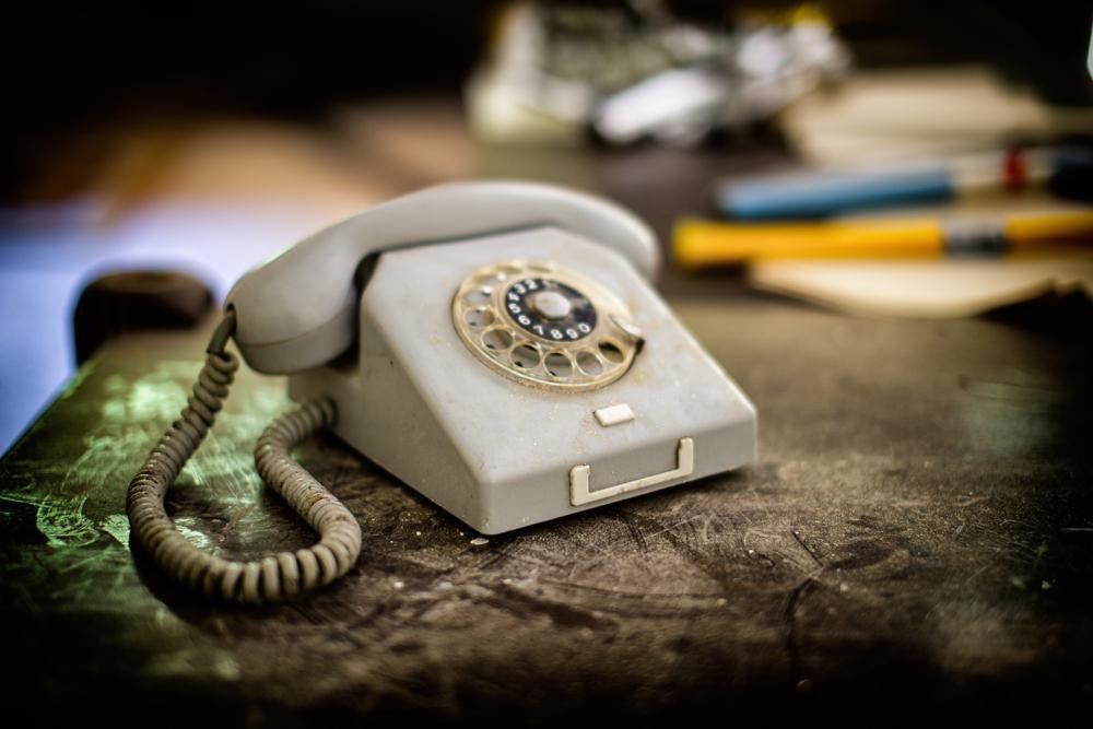 Die klassische Telefonie ist in den letzten Jahren in Unternehmen zunehmend aus der Mode gekommen. Abbildung: Pexels