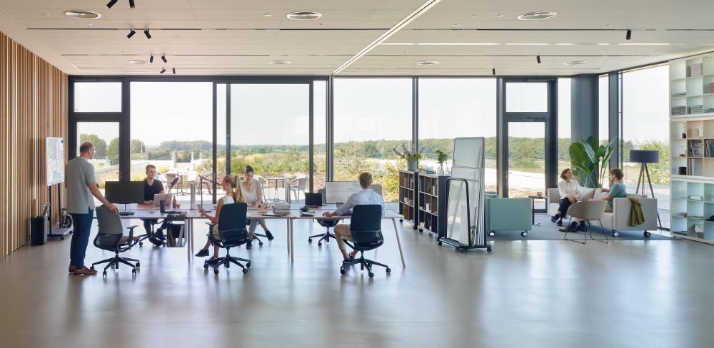 The New Normal lautet das Thema des Quality-Office-Consultant-Treffens am 1. Juli 2021. Abbildung: Peter Schumacher