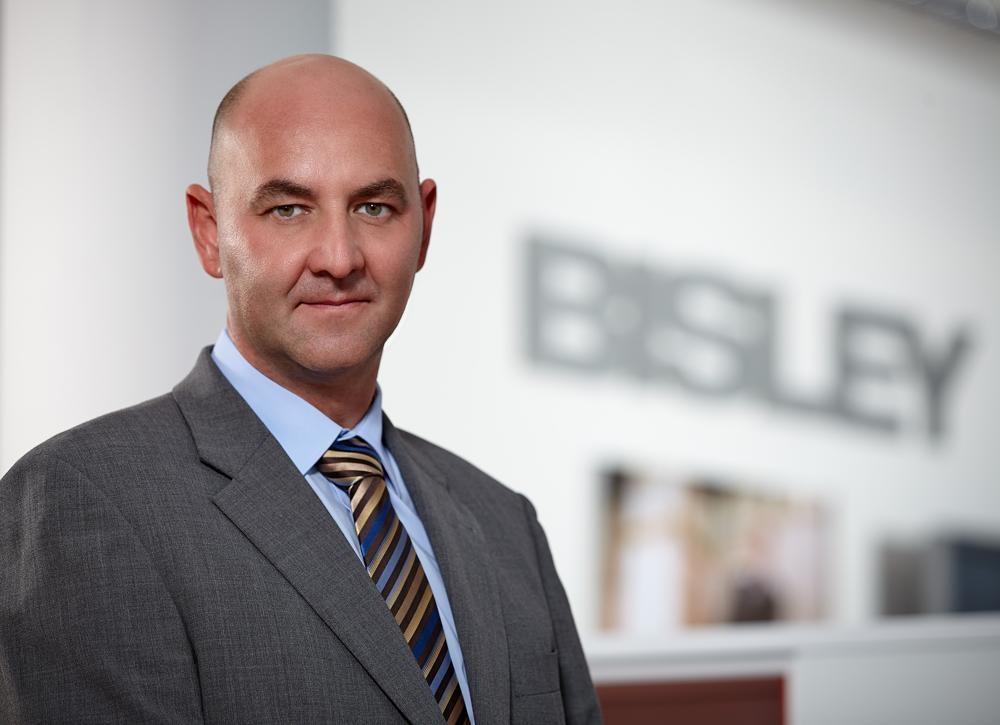 Der Bisley-Geschäftsführer der DACH-Region Robert Mayer. Abbildung: Bisley