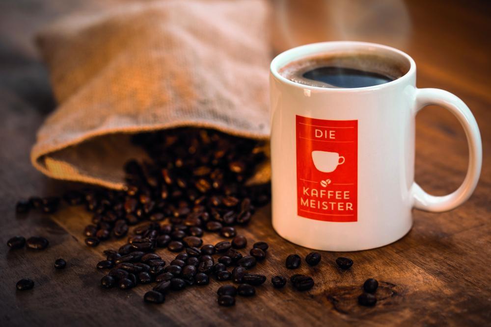 Die Kaffeemeister haben sich auf die Versorgung von Büros mit Kaffee spezialisiert. Abbildung: Die Kaffeemeister