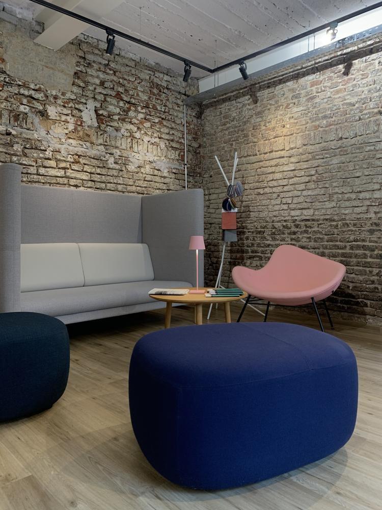 Neuer Showroom für positive Arbeits- und Lebenswelten