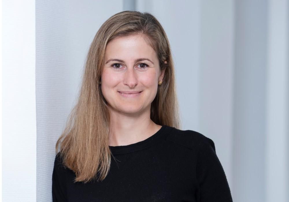 Velina Allerkamp ist die neue Chief Divisional Officer bei CWS Hygiene International. Abbildung: CWS