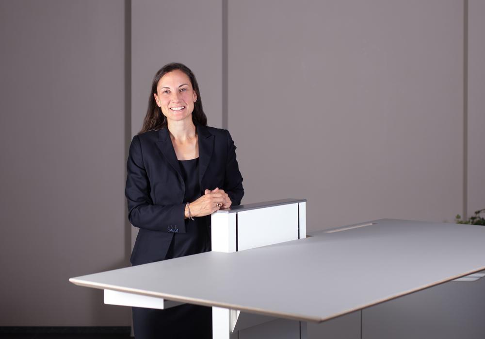 Isabell Hertlein zeichnet ab sofort verantwortlich für Marketing und Vertrieb bei Leuwico. Abbildung: Leuwico