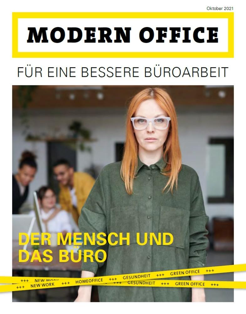Modern Office 2021: Der Mensch und das Büro
